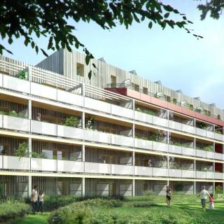 Habitacional Grenoble